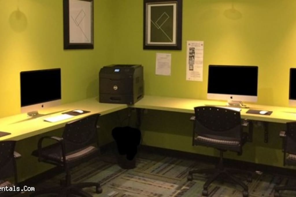 Computer lab/Study room!!