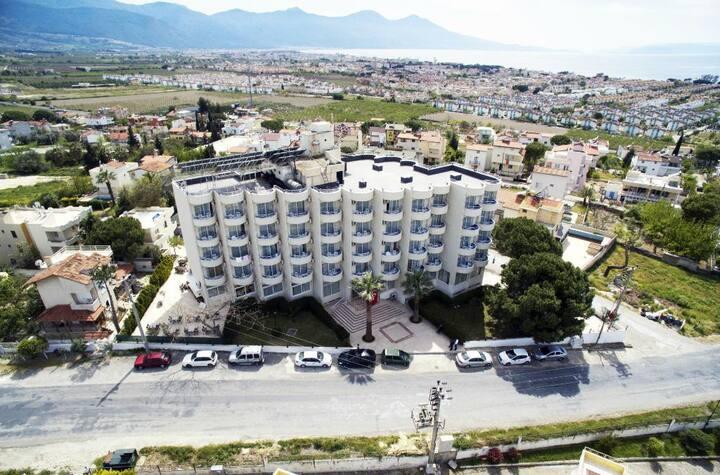 Kuşadası'nın yenilenen yüzü MOONSTAR HOTEL