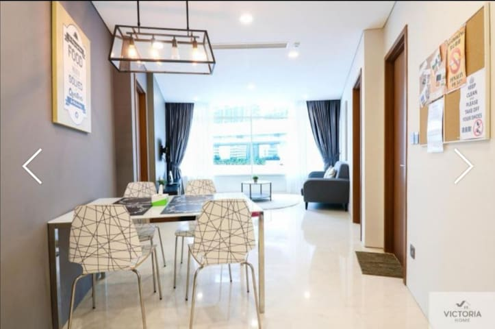 "(Vv) KLCC BUKIT BINTANG""TWO BEDROOM SUITE"""