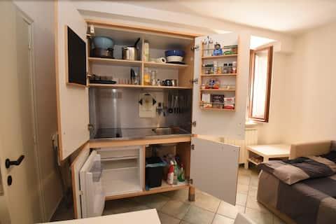 affitto mini appartamento centralissimo