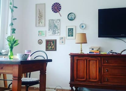 Charmante Wohnung mit Flair