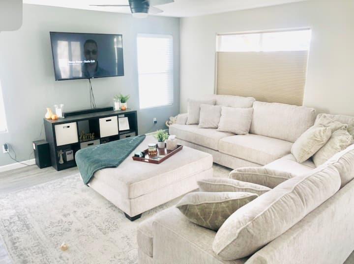 Bright Clean Bedroom