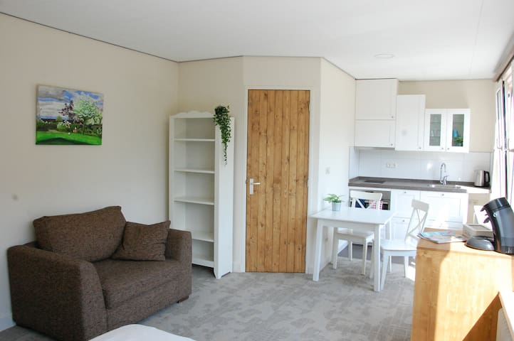 Luxurious Studio is city center of Enschede