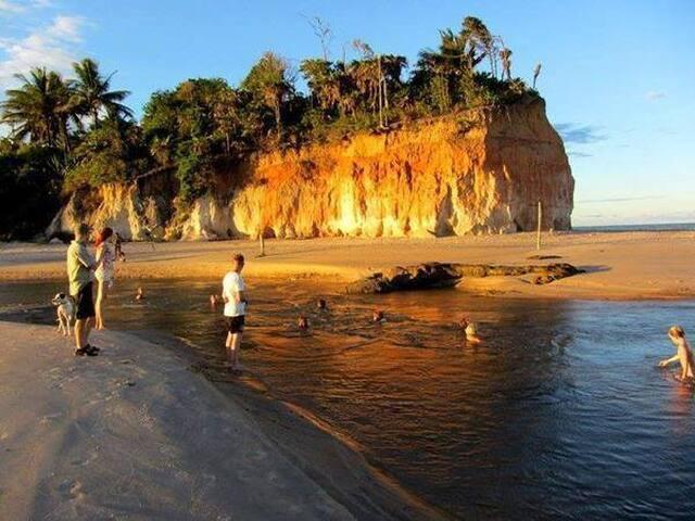 PARAÍSO NO SUL DA BAHIA