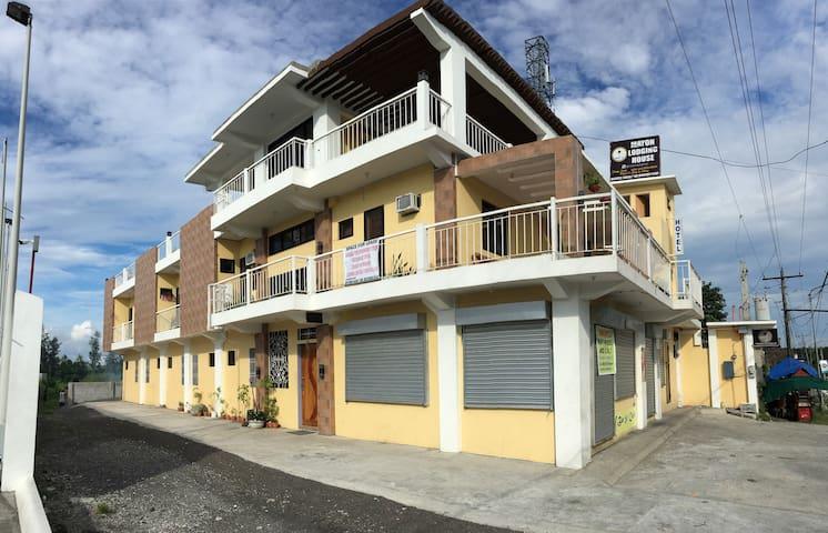 Mayon Lodging House, Legazpi City, Bicol