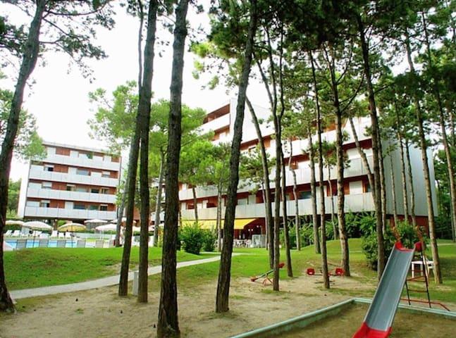 Raffinato monolocale frontemare - Lignano Sabbiadoro - Service appartement