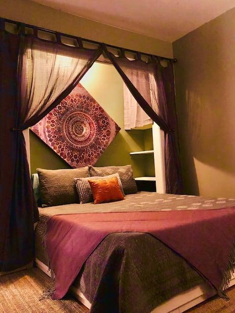 Downtown Cozy Suite
