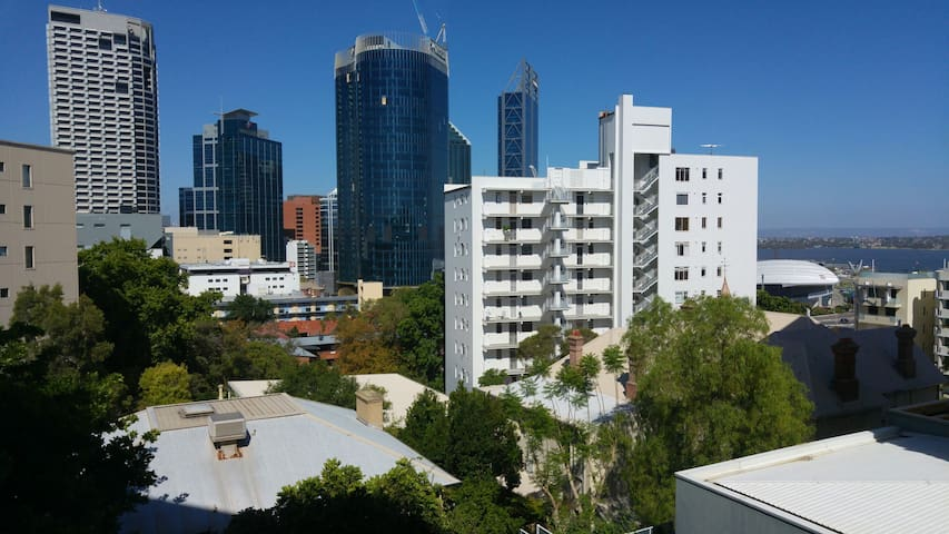 Newly Renovated Apt By Kings Park - Perth - Byt
