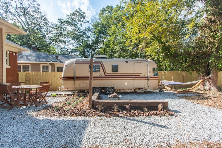 Renovated Camper Oasis Near Downtown