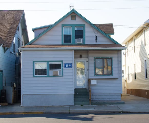 Cozy Wildwood Home 2bed1bath few min from beach