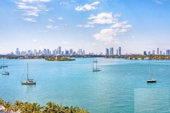 2 BEDROOMS PREMIUM SOUTH BEACH POOL WIFI - Miami Beach - Apartamento