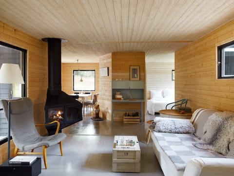 Architect´s Cabin near nature/ocean