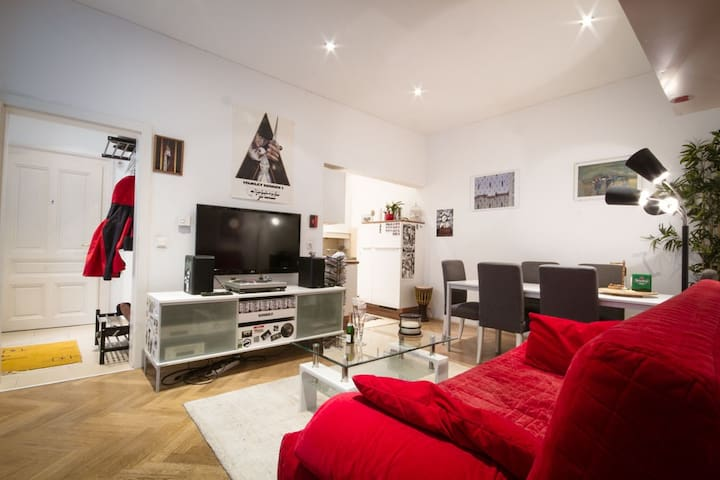 Mozart Apartment 1050 - Wien - Lägenhet