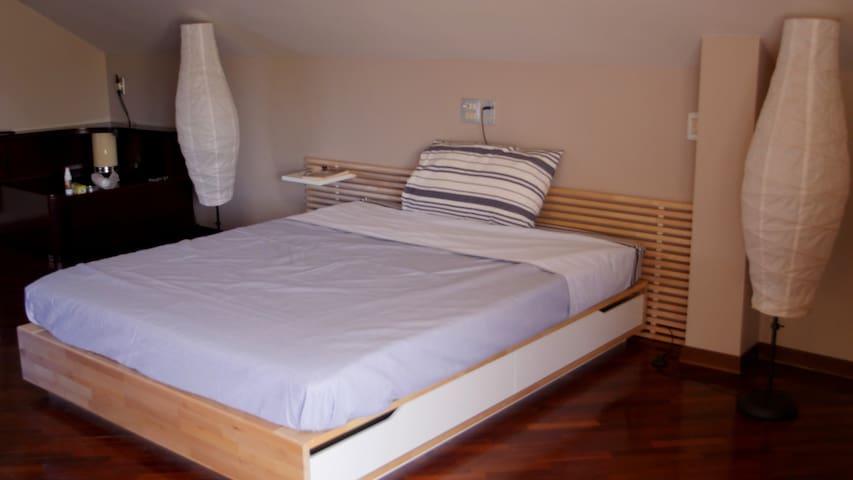 Villa Bellino per riposare, lavorare, viaggiare - Parco Scizzo-parchitello - Bed & Breakfast