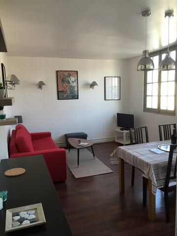 Appartement au cœur du village - Saint-Briac-sur-Mer - Apartment