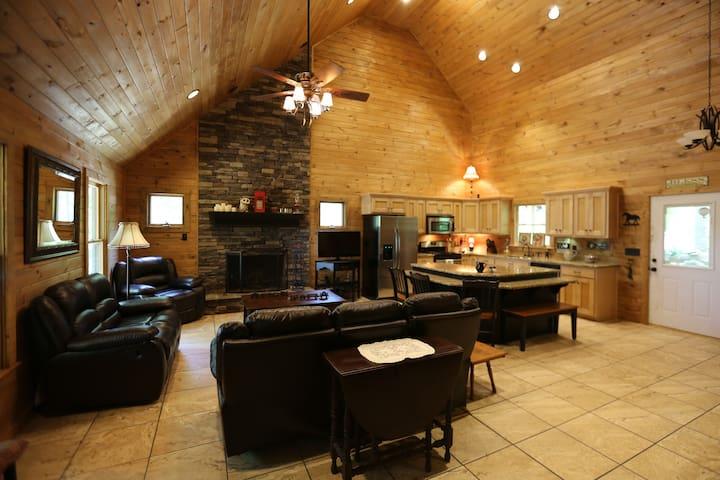 Fincher's Cabin
