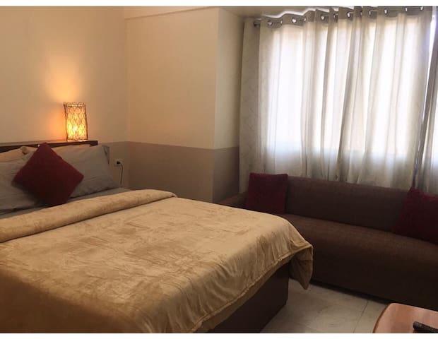 Amber Suite Baguio bliss. Cozy comfort.