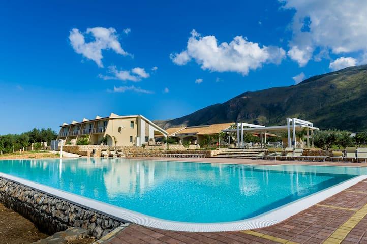 BORGO ARANCI Villetta a Schiera - Castellammare del Golfo - Apartament