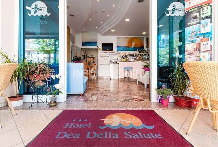 Dea Della Salute Hotel, la Divina cucina Casalinga