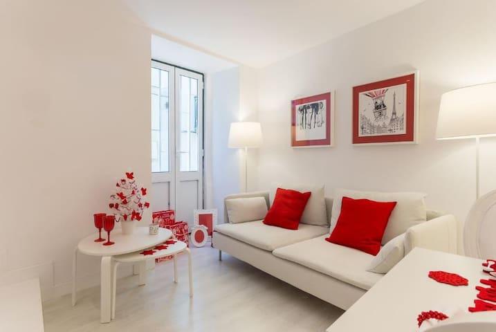 Apartamento T1 no coração de Lisboa