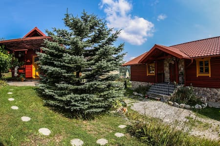 Fairy tale apartment in Lokve, Croatia - Njivice - Apartamento