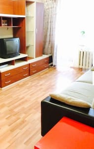 Квартира на Нахимова 18а - Смоленск