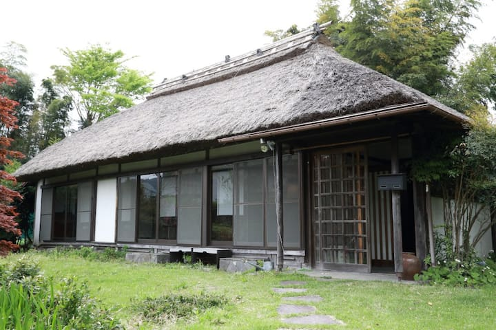 Japanese cottage in Gotemba near MtFuji and Hakone - Gotenba-shi - Hus