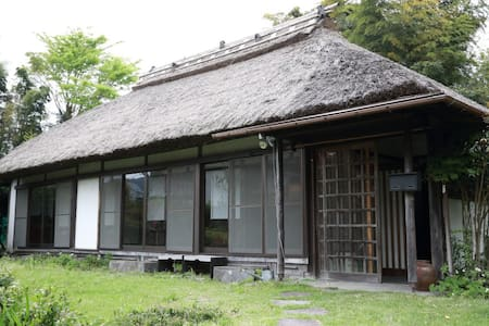 Japanese cottage in Gotemba near MtFuji and Hakone - Gotenba-shi
