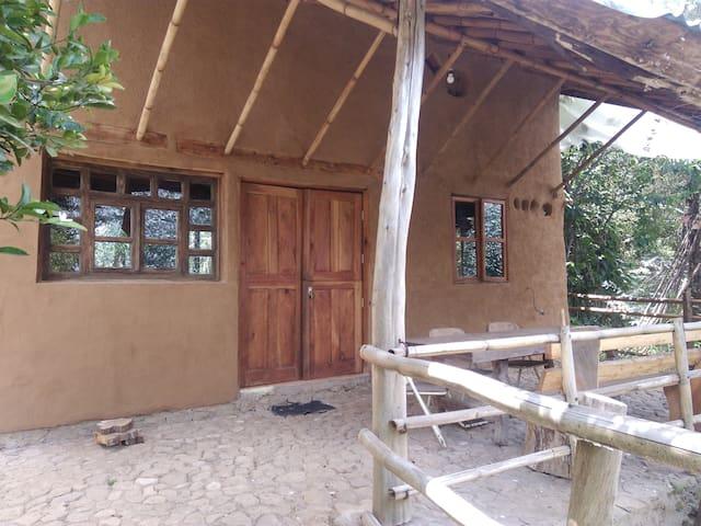 'Cabaña Eucalipto' en El Amate