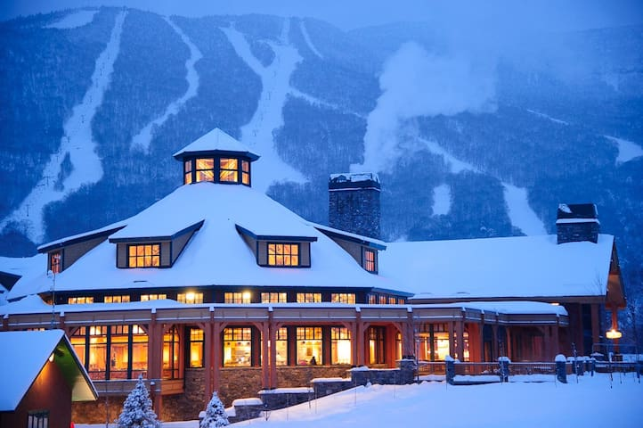 "#332 Stowe Mt. Lodge ""The Spruce"" - Stowe - Lägenhet"