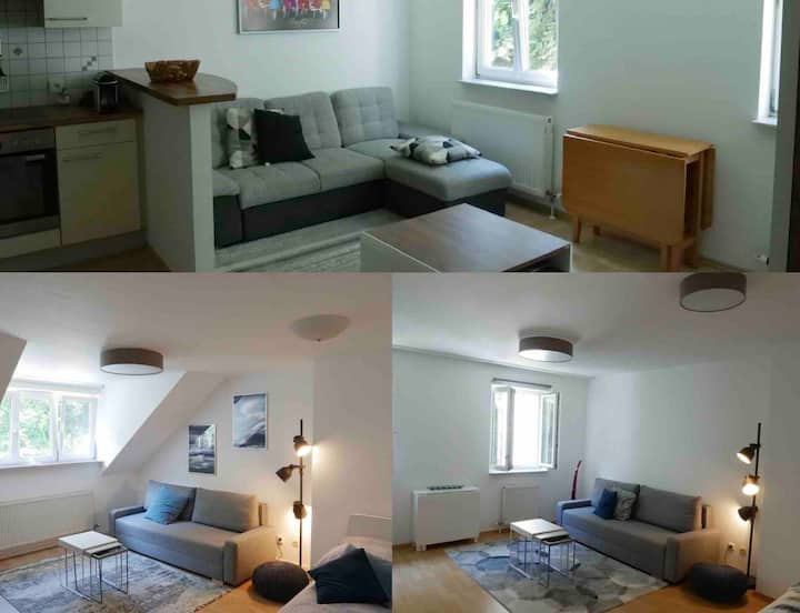 Modern Apartments Bahnhofsnähe