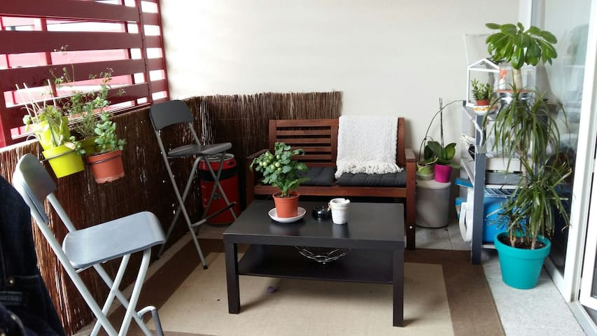 Chambre agréable et lumineuse - Fabrègues  - Apartamento