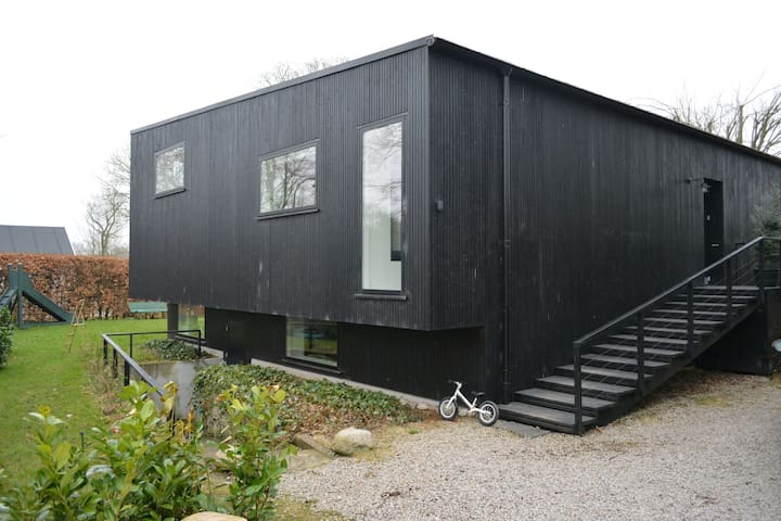 Stay in unique danish architecture - Birkerød - House