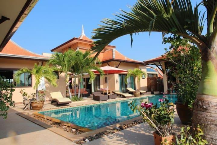 Privat Pool Villa Malee Garden,  mit Hausmaid