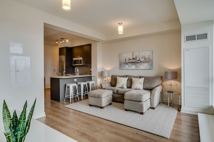 Luxury 1 BR Suite Downtown King St West