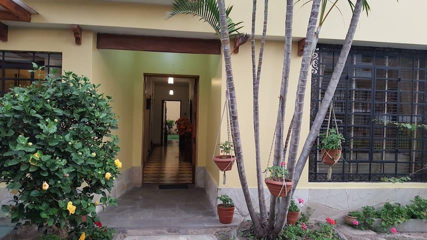 Casa de Carmencita, Miraflores -Lima- Perú - Distrito de Lima - House