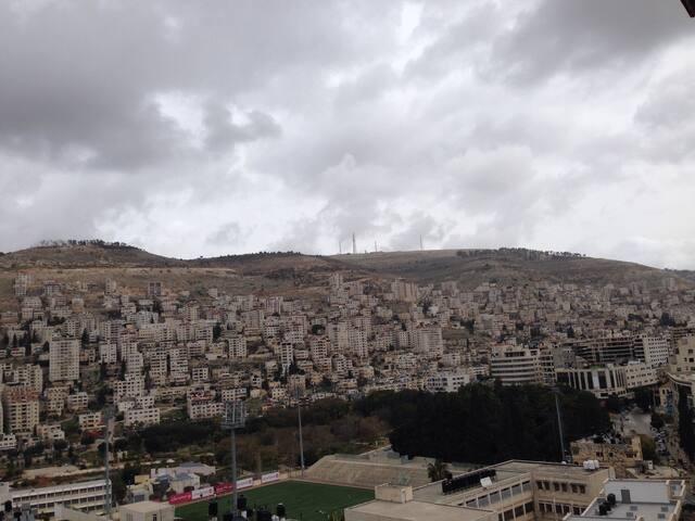 Fun & Crazy Palestinian Family - Nablus - House