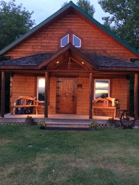 Taste and See Country Cabin
