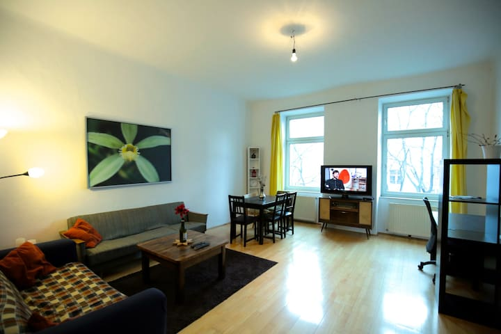 Beautiful, cozy and warm apartment in great area - Vídeň - Byt