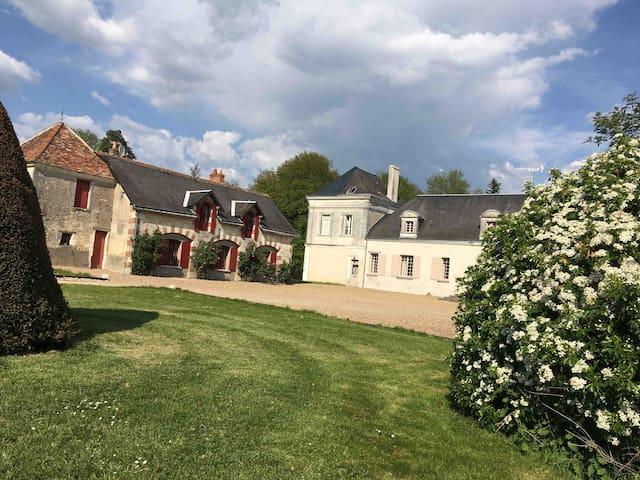 Zoo de Beauval et châteaux Gîte 5/6 personnes