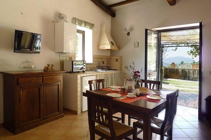 Mandarancio Appartamento Agriturismo Villa San Giò