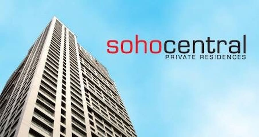 Soho Central with Free Wifi, Parking & Netflix