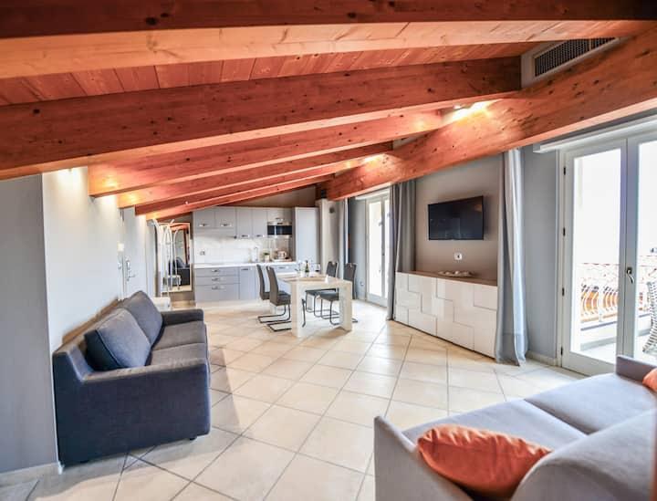 Apartment in the center of La Morra