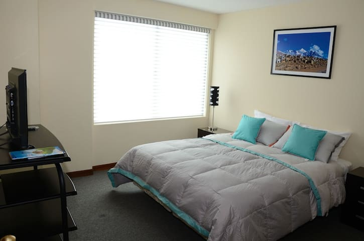 HERMOSO APARTAMENTO, EN PLENO CENTRO - La Paz - Apartment