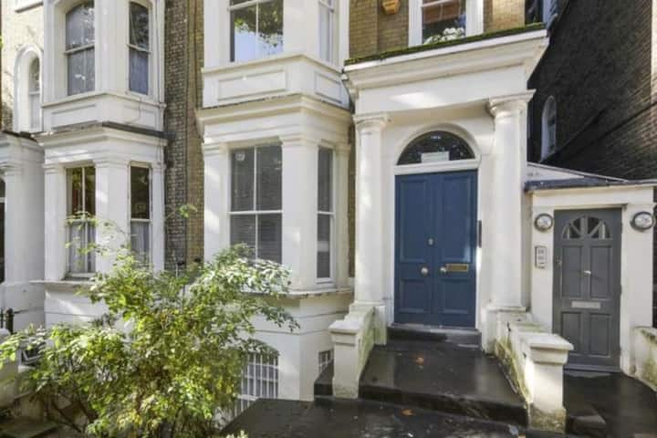 Notting hill cute and light studio 2min to tube