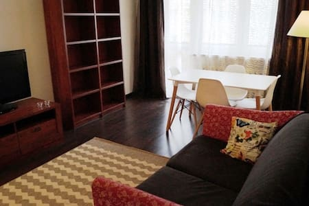 Cozy and quiet apartment in the city center - Częstochowa - 公寓
