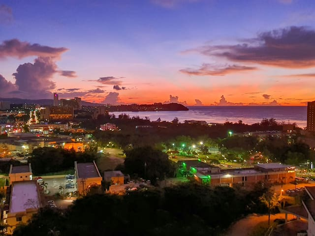 Sunset Home in Lower Tumon