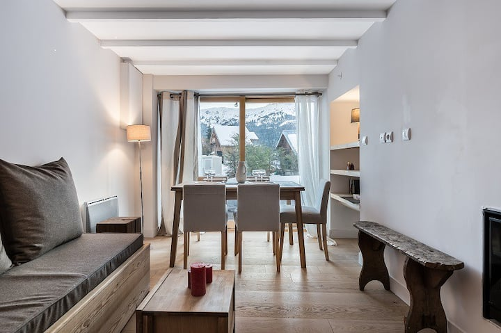 Chalet Razaz : Charming apartment in the resort's centre
