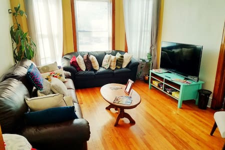 Private, 2BR apt, 6 miles south of Downtwn Chgo