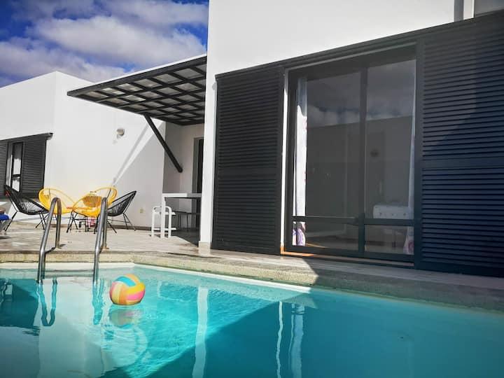 Playa blanca, Koldos beach villa